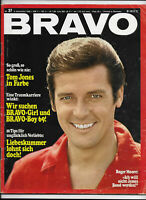 BRAVO Nr.37 vom 9.9.1968 Roger Moore, Tom Jones, John Lennon, Marie Versini...