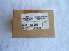 NIB Duff Norton Rotary Union Product    8460-U GRAPHITE BRG