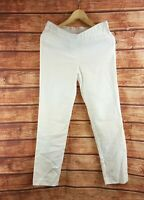 New J Jill White Essential Cotton - Stretch Pants - All Sizes