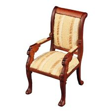 Empire Chair ~ Beautiful 1/12th Scale Miniature By Reutter Porzellan!!