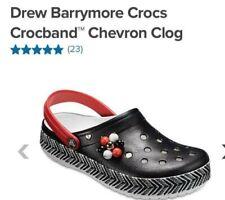Crocs Drew Barrymore Sandals Clog--REPRICED