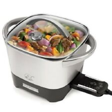 George Foreman RC0995P 20-Cup Smart Kitchen Multicooker with Intelli-Probe Digit