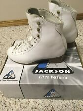 Jackson Competitor Figure Skates Women (Youth) - Size 3C (Boots only)