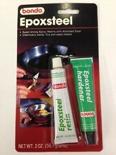 3M Bondo Adhesive Compound - Steel Reinforced Epoxy- Super Strong Chemical Weld
