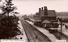 More details for wrotham & borough green railway station # 1088 by h.bros.s.