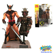MARVEL SELECT Wolverine - Brown Costume exclusive *BRAND NEW*