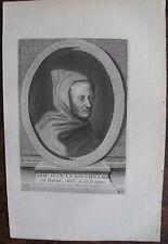 ARMAND JEAN LE BOUTHILLIER DE RANCE ABBÉ DE LA TRAPPE ( 1626-1700)