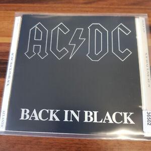AC/DC : Back In Black  SRC GER  > G (CD)