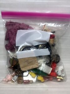 Large Dollhouse Miniatures Lot