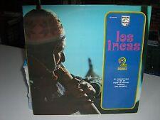 COMPIL 2 33 TOURS / LP--LOS INCAS--EL CONDOR PASA