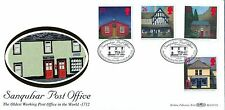 GB. Benham 1997 Post Office BLCS131b, P/M Sanquhar Post Office
