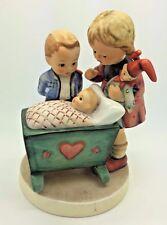 M.I. Hummel Figurines Blessed Event, HUM 333, Goebel 14cm/5.50Inch, 1333012