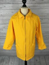 RALPH LAUREN CHAPS Jacket - Medium - Yellow - Great Condition