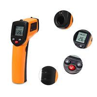 High quality Mini Infrared Laser Thermometer Temperature Measuring Gun -50~380°C