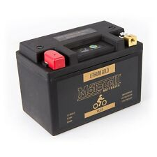 MOTOCELL MLG18 60WH LITHIUM GOLD LiFePO4 MOTORCYCLE BATTERY #58-018-40