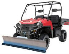 """72"""" KFI Complete Snow Plow Kit w/ 4500# MDog Winch Kit 14-16 Kawasaki 800 Teryx"""