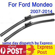 Windscreen Wiper blades for FORD MONDEO 2007-2014 Pair Front