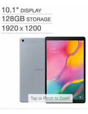 Samsung Galaxy Tab A 128GB Wi-Fi Tablet 10.1in Silver...