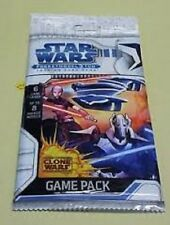 STAR WARS POCKET MODELS CLONE WARS GAME PACKS X15 - CLOSEOUT PRICE!!!!!