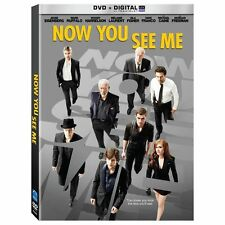 Now You See Me (DVD, 2013, Includes Digital Copy UltraViolet) Brand New Sealed