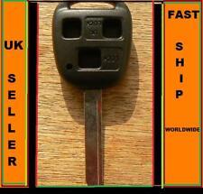 Toyota 3 tasti YARIS Key Fob CASE-UK Venditore Spedizione Veloce