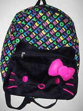 New HELLO KITTY  Kid's Backpack  15 x 12 x  5