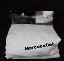 Hotel Collection 800 Thread Count Egyptian Cotton QUEEN Fitted Sheet White