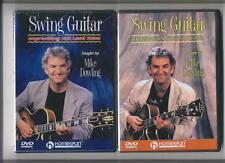 LEARN WESTERN SWING ACOUSTIC GUITAR - 2 DVD SET  *NEW*