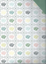 I DO Muscari Embossed Doublesided 12 x 12 Paper - 2 Sheets