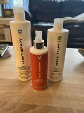Keratherapy Pure Renewal Plus+ Full Size Set Clean Start And Keratin Booster