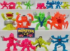 Monster in my Pocket - Space Aliens - Complete Set X 16 (6)