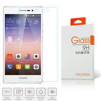Nacodex HD 5.0'' Premium Tempered Glass Screen Protector For Huawei Ascend P7