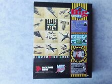 BIRDS OF PREY AEREI FLIGHT SIMULATOR PC IBM DOS FLOPPY BIG BOX ITALIANO COMPLETO