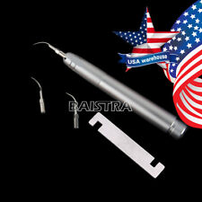 USPS Dental Air Scaler Scaling Handpiece NSK Style 2 Hole With G1,G2,P1 Tips