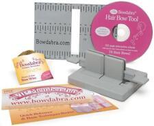 Darice MINI BOWDABRA Hair Bow Kit avec Outil de mesure