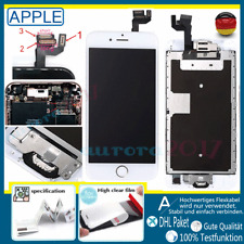 Für iPhone 6S RETINA LCD Display Komplett VORMONTIERT Home Button WEISS WEIß