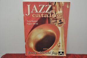 2004 Jamey Aebersold Jazz Catalog