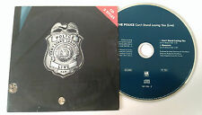CD 2 titres  The Police – Can't Stand Losing You (Live)  Rare