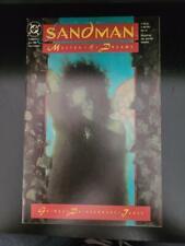 Sandman Master of Dreams #8 1st app of DEATH!! Neil Gaiman!