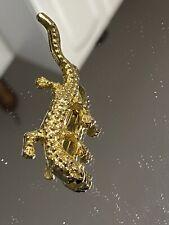 Vintage Aai Lizard Pin Brooch