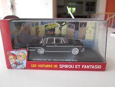 SPIROU ET FANTASIO VOITURES N°20 TTBE/NEUF ALFA ROMEO 2000 1958 HOMMES BULLES