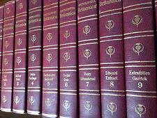 Encyclopedia Britannica 14th Edition 200th Anniversary 1768-1968 Complete Set