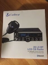 Cobra 29LXBT CB Radio Weather 40-Channel w/ LCD display & Wireless Bluetooth