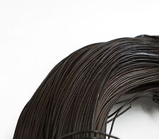 NEW Black Soft Annealed Reinforcing Tying Wire ~ 17 Gauge ~12KG Roll