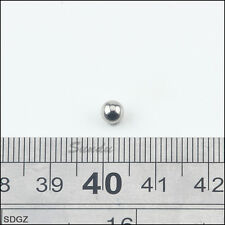 100 Pcs 4mm Stainless Steel Precision Bearing Balls Antiacid corrosion resistin