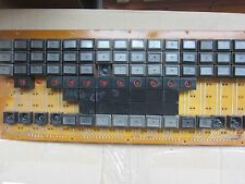 USSR 9 REED SWITCHES Functional Keys Mechanical keyboard Iskra Calculator 1978
