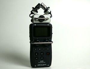 Zoom H5 Handy Recorder - Schwarz