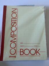 Kurtz Bros. 12 Pack Modern Composition Book Code 01441 (item #B07). *New*