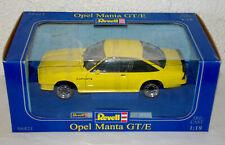 Revell Opel Manta GT/E 1:18 Ovp