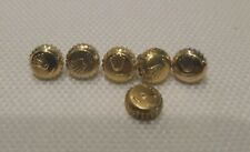 Men's authentic Rolex 6 Crowns 18k yellow gold 6mm used nice condition